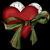 Валентинка сердечки