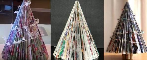 новогодняя елка из журнала